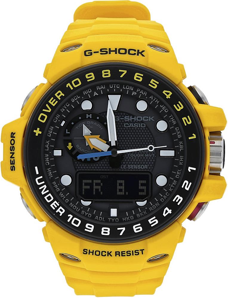 GWN-1000H-9AER - zegarek męski - duże 3