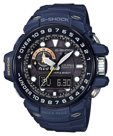 Zegarek Casio G-SHOCK GWN-1000NV-2AER - duże 1