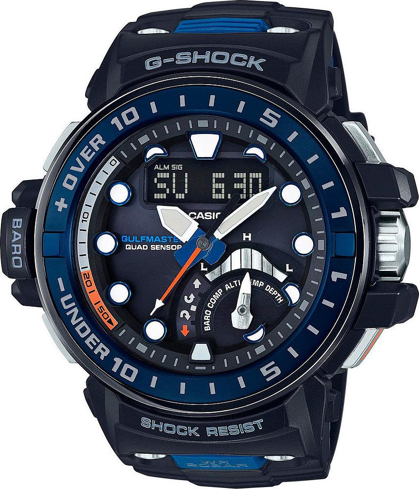 G-Shock GWN-Q1000-1AER G-SHOCK Master of G GULFMASTER QUAD