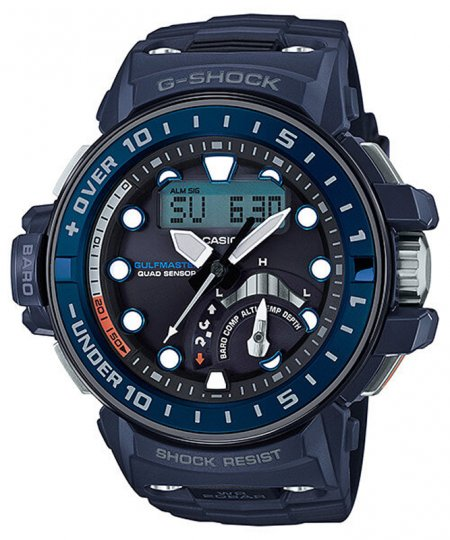 G-Shock GWN-Q1000A-2AER G-Shock GULMASTER QUAD