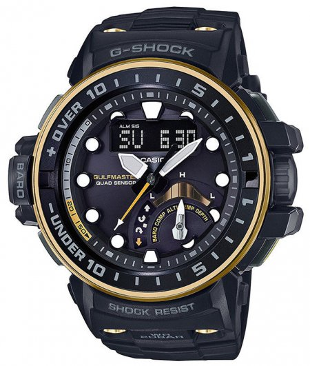 G-Shock GWN-Q1000GB-1AER G-Shock GULFMASTER QUAD