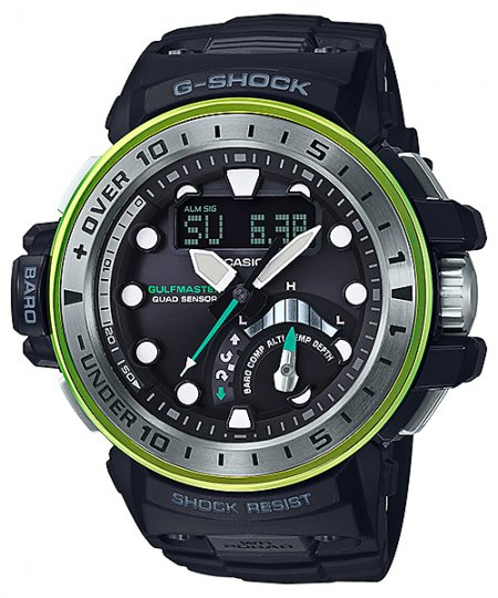 Zegarek G-Shock Casio GULFMASTER QUAD -męski - duże 3