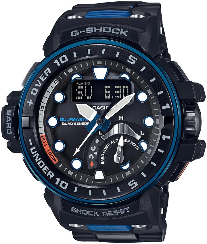 G-Shock GWN-Q1000MC-1A2ER G-SHOCK Master of G GULFMASTER QUAD