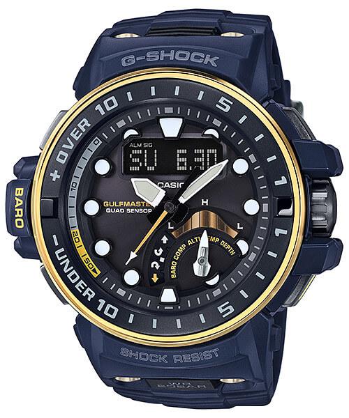 G-Shock GWN-Q1000NV-2AER G-SHOCK Master of G GULFMASTER QUAD