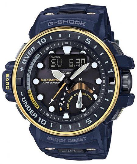 Zegarek Casio G-SHOCK GWN-Q1000NV-2AER - duże 1
