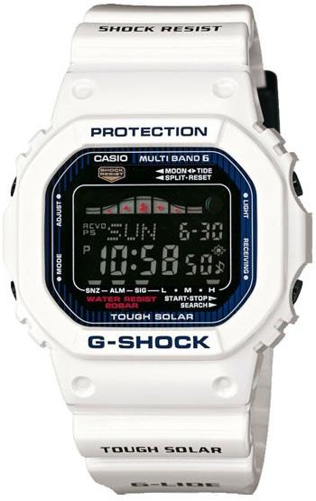 Zegarek męski Casio G-SHOCK g-shock GWX-5600C-7ER - duże 1