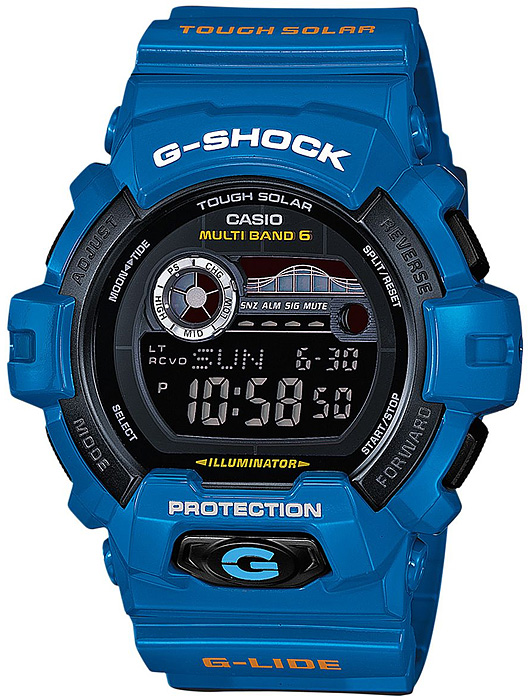 GWX-8900D-2ER - zegarek męski - duże 3