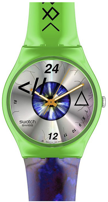 Swatch GZ215 Originals Playa Look