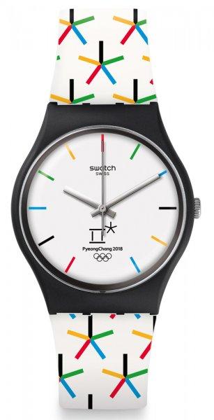 Zegarek Swatch GZ317 - duże 1
