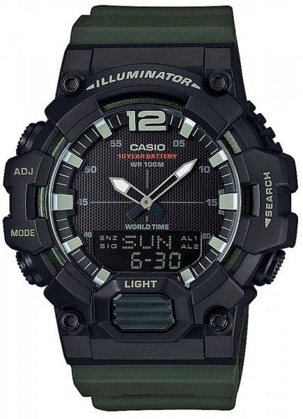 Zegarek Casio HDC-700-3AVEF - duże 1