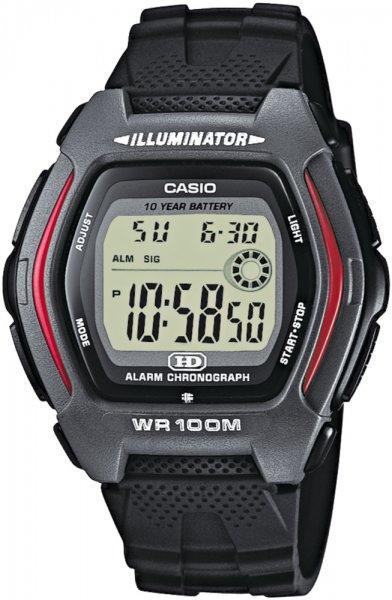 HDD-600-1AV - zegarek męski - duże 3