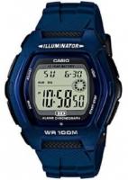 Zegarek męski Casio sportowe HDD-600C-2AVEF - duże 1