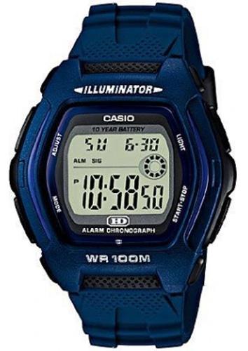Zegarek Casio HDD-600C-2AVEF - duże 1