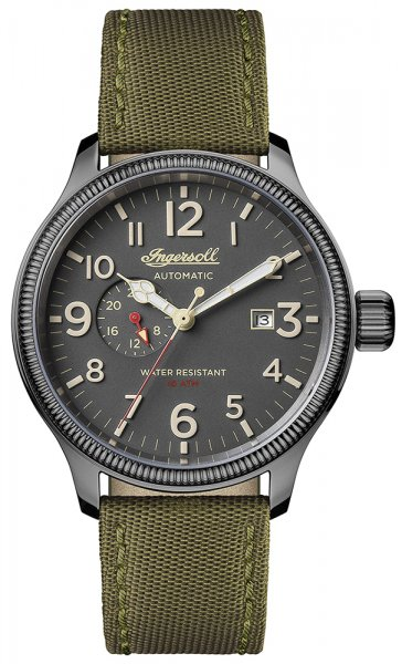 Zegarek Ingersoll I02802 - duże 1