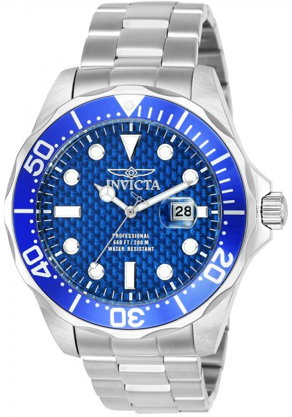 Zegarek Invicta IN12563 - duże 1