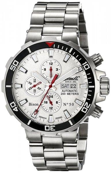 IN1314WHMB - zegarek męski - duże 3