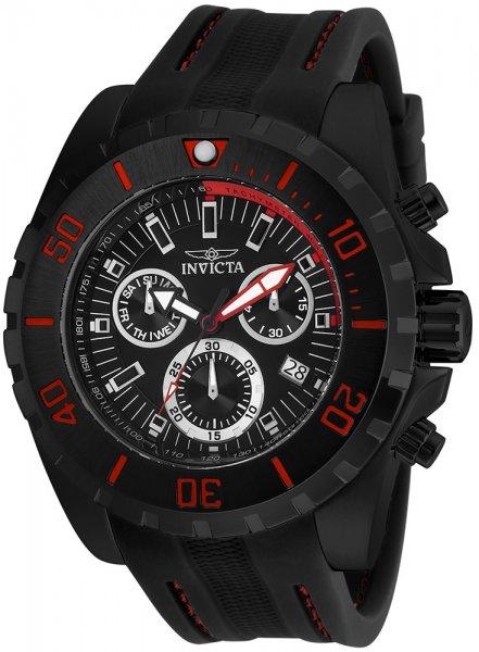 Zegarek Invicta IN24922 - duże 1