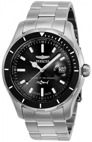 Zegarek Invicta IN25806 - duże 1