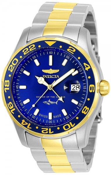 Zegarek Invicta IN25826 - duże 1