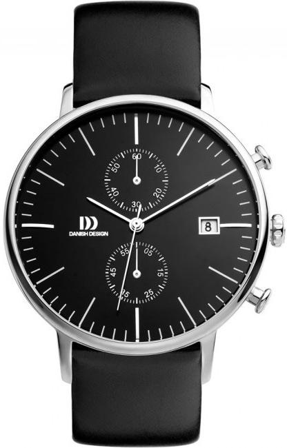 Zegarek męski Danish Design pasek IQ13Q975 - duże 1