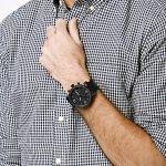 Zegarek męski Fossil trend JR1354 - duże 10