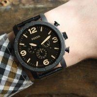 Zegarek męski Fossil trend JR1356 - duże 3