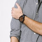 Zegarek męski Fossil trend JR1356 - duże 6