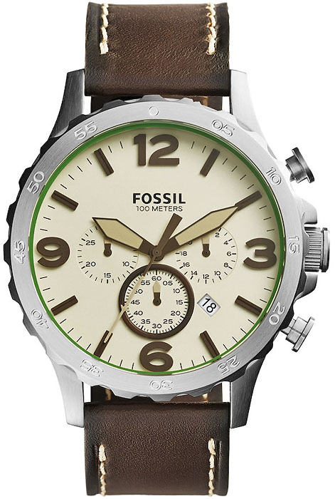 JR1496 - zegarek męski - duże 3