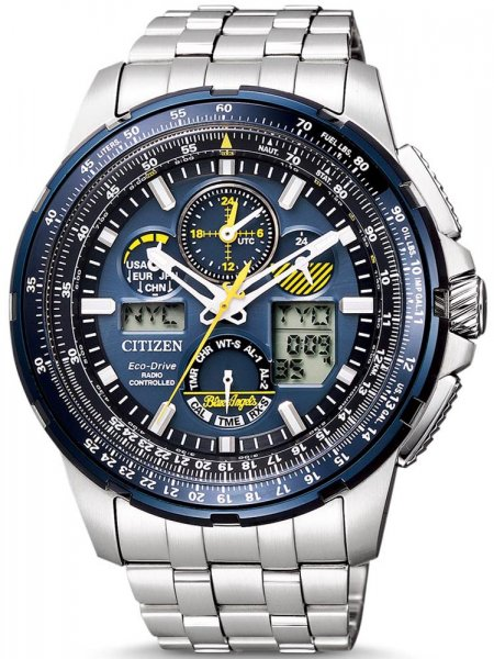 Citizen JY8058-50L Promaster PROMASTER SKYHAWK BLUE ANGELS