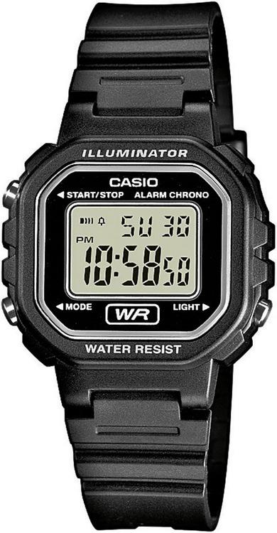 Zegarek Casio LA-20WH-1AEF - duże 1
