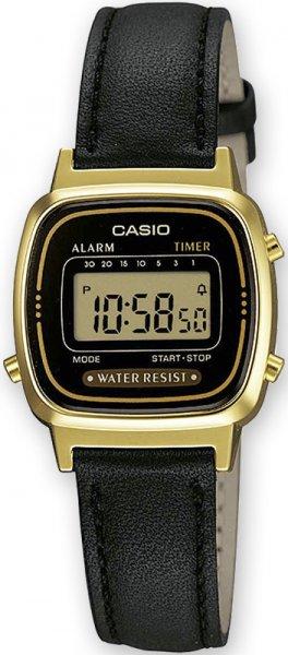 Zegarek Casio LA-670WEGL-1EF - duże 1