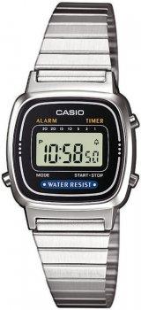 zegarek damski Casio Retro LA670WEA-1EF