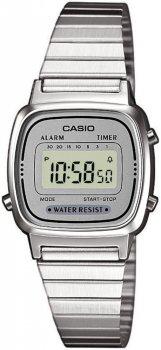 zegarek damski Casio Retro LA670WEA-7EF
