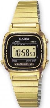 zegarek damski Casio Retro LA670WEGA-1EF