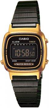zegarek damski Casio Retro LA670WEGB-1BEF
