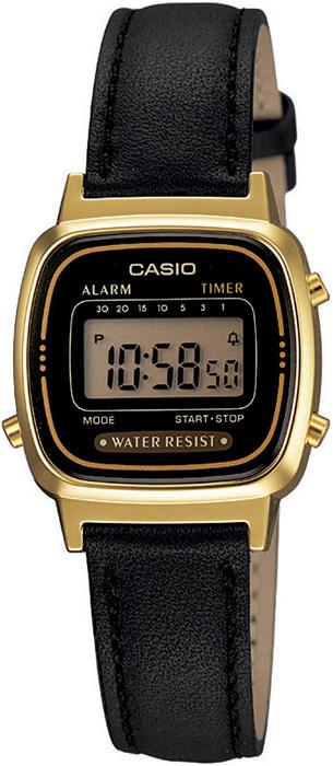 Zegarek Casio LA670WEGL-1EF - duże 1