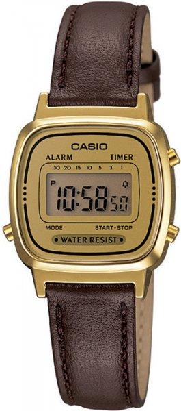 Zegarek Casio LA670WEGL-9EF - duże 1