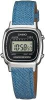 zegarek  Casio LA670WEL-2A2EF