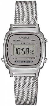 zegarek damski Casio Retro LA670WEM-7EF