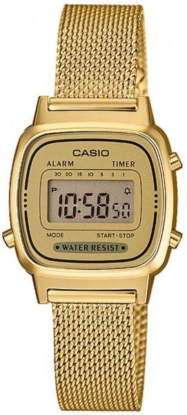 Zegarek Casio LA670WEMY-9EF - duże 1