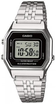 zegarek damski Casio Retro LA680WEA-1EF