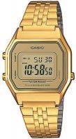 Zegarek damski Casio retro midi LA680WEGA-9ER - duże 1