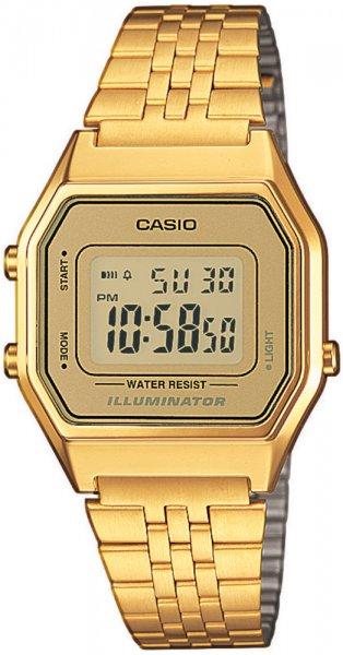 Zegarek Casio LA680WEGA-9ER - duże 1