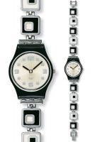 Zegarek damski Swatch originals lady LB160G - duże 1