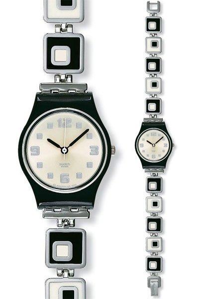 Zegarek Swatch LB160G - duże 1