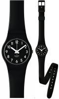 zegarek Lady Black Swatch LB170