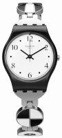 Zegarek damski Swatch originals lady LB185G - duże 1