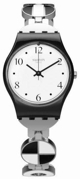 Zegarek Swatch LB185G - duże 1