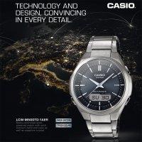 Zegarek męski Casio lineage LCW-M500TD-1AER - duże 2