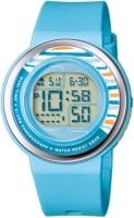 Zegarek damski Casio sportowe LDF-30-2BEF - duże 1